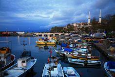 Akçakoca Liman Turkey