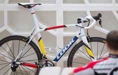 "Look 695 'Heritage' La Vie Clare ""Concept"" Bike"