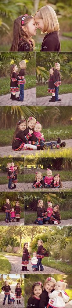 Sisters Storyboard - Sibling poses, by felicia