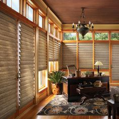 Shutter Fashions offers Vignette Shades and Hunter Douglas Shades to Houston, TX. Vignette Modern Roman Shades offer contemporary fabrics and colors in a wide selection of fold sizes, style and design options to dress almost any window you can imagine. Hunter Douglas Vignette, Modern Roman Blinds, City Blinds, Blinds Design, Blinds, Window Styles, Eclectic Window Treatments, Custom Window Treatments, Modern Roman Shades