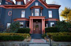 about house paint ideas on pinterest exterior houses exterior paint. Black Bedroom Furniture Sets. Home Design Ideas