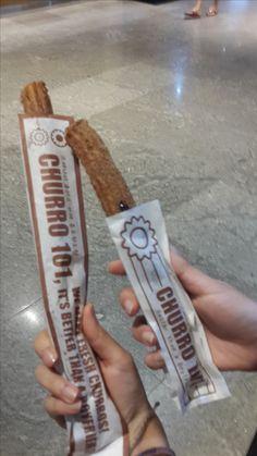 Churro101 / Gourmet@.@