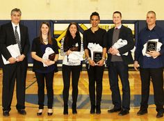 Sports Hall of Fame 2014-15