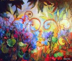 Beautiful Art with Amazing colors by artist Eileen Cory on Etsy♥•♥•♥