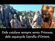 'El Virolai', es el himno a Nuestra Señora de Montserrat.