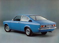 Opel Kadett C 1973-1979 Maintenance/restoration of old/vintage vehicles: the material for new cogs/casters/gears/pads could be cast polyamide which I (Cast polyamide) can produce. My contact: tatjana.alic@windowslive.com