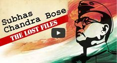 Watch this exclusive video - Mystery Solving Of Netaji Subhash Chandra Bose's Death . Subhas Chandra Bose, Most Viral Videos, Mystery, Death, Lost, Random, Casual