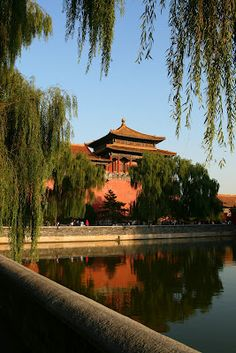 Forbidden City, Beijing Places To Travel, Places To Go, Travel Destinations, Places Around The World, Around The Worlds, Birthday Painting, China Today, Ends Of The Earth, Great Wall Of China