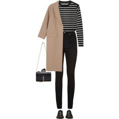Senza titolo #630 by elly3 on Polyvore featuring TIBI, Monki, Yves Saint Laurent, Dr. Martens, Quay, women's clothing, women's fashion, women, female and woman