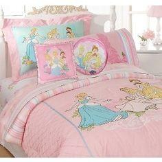 Disney Princess Elegance Bedding Comforter FULL