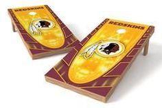 Washington Redskins Single Cornhole Board - Hot