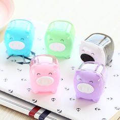 $0.96 (Buy here: https://alitems.com/g/1e8d114494ebda23ff8b16525dc3e8/?i=5&ulp=https%3A%2F%2Fwww.aliexpress.com%2Fitem%2F1-Pcs-Deli-Cute-Kawaii-Animal-Pig-Sweet-Candy-Colored-Pencil-Sharpener-Korean-Kids-School-Supplies%2F32691271616.html ) 1 Pcs Deli Cute Kawaii Animal Pig Sweet Candy Colored Pencil Sharpener Korean Kids School Supplies Stationery for just $0.96