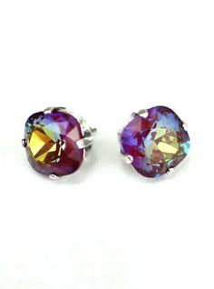 Catherine Popesco earrings - Blue Ruby Women's Clothing & Accessories