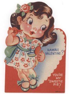 Hawaii Valentine
