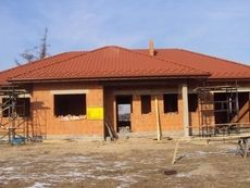 Realizacja HG-H3A CE House Layout Plans, Family House Plans, House Layouts, Beautiful House Plans, Beautiful Homes, One Storey House, Home Fashion, Gazebo, Sweet Home