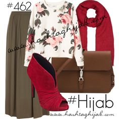 Hashtag Hijab Outfit #462 by hashtaghijab on Polyvore featuring Monki, Dorothy Perkins, Nine West, Gucci, Étoile Isabel Marant and hijab