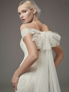 "Sottero & Midgley | Malone Collection | ""Addison"" 