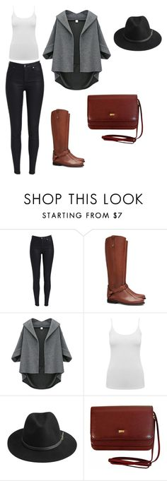 """Sin título #3"" by vanessaburbano on Polyvore featuring moda, Tory Burch, M&Co, BeckSöndergaard, women's clothing, women, female, woman, misses y juniors"