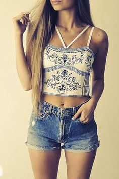 Cute Summer Outfit❤