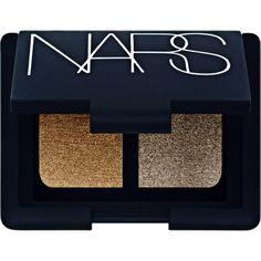 NARS Duo Eyeshadow - Cordura ($34) found on Polyvore