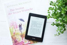 Buchempfehlung: Das Institut der letzten Wünsche | Antonia Michaelis | waseigenes.com