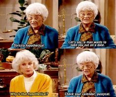 Golden Girls TV Show Quotes   The Golden Girls   Beauty & The Wordsmith