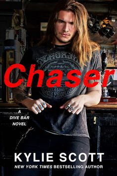 Books Make You Happy Blog - Edi'S Reading : Cover Reveal - Borító leleplezés :  Chaser by Kyli...