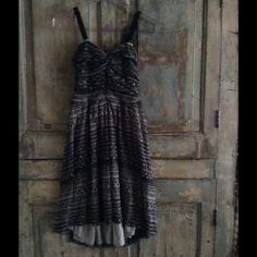 Free People dress EUC another dress from my daughter--super cute Free People Dresses Midi