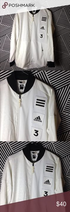 01921e10d0 Adidas Men s Coach Varsity Athletics Jacket Size M Other brands we add  daily 70s 80s 90