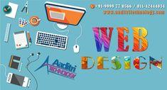 Aaditri Technology Offers Finest #Responsive_Web_Design Company in Delhi.