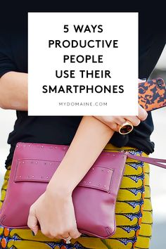 How to put an end to your cellphone addiction, and increase your productivity and happiness