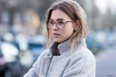 Sabrina of afterDRK. Major glasses envy.