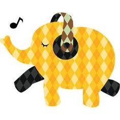 musical elephant