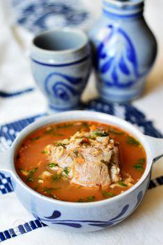 Soup Recipes, Recipies, Thai Red Curry, Ethnic Recipes, Food, Honey, Homemade Pasta, Lamb, Recipes