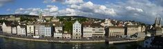 The Countries largest city. http://wikitravel.org/en/Zurich