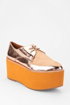 Jeffrey Campbell Skalite Faux Fur Flatform Should I Get for Christmas Help