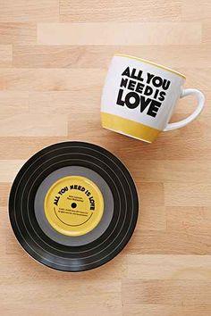 The Beatles Mug Set