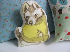 20  OFF little pilow yellow dressed puppy par mariaelina sur Etsy