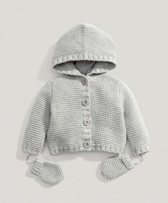 Recommended:  Outer layers (5): Sweaters, fleece jackets & sweatshirts that zip; easy to put on/take off. Many small children don't like pushing their head through a small neck opening; also velcro, & magnetic closures.  Buy larger sizes & look for items with loose armholes that won't require tugging & fussing. Hoods are helpful for this age – just slip one over your baby's head when the temperature is chilly.  Avoid clothing with dangling strings, tassels, & ribbons – these are choking…