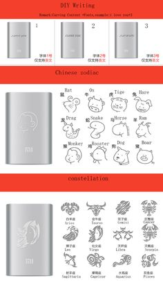 100% Original Xiaomi Power Bank 20000mAh Fast Charge 2-USB Output External Battery Charger portable phone battery charger | #PortablePhoneCharger Phone Battery Charger, Portable Phone Charger, External Battery Charger, Chinese Zodiac Rat, Usb, The Originals