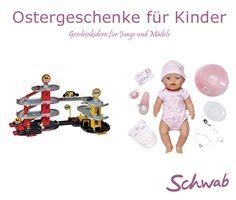 Viele verschiedene #Ostergeschenke für #Kinder