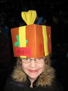 www.jufjanneke.nl   Een hoedje voor Sinterklaas