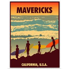 Diego Patino :: Mavericks - great memories of drinking beers, eating oysters, and watching the surfers with Mark out at Mavericks. sigh...