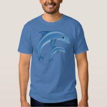 Sweet #Dolphin. Sea Life, animal #Tshirt