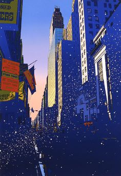 BY EIZIN SUZUKI  TWILIGHT MORNING