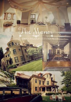 The Manor at The Children's Museum - Indianapolis, IN #Historic #Mansion #Event #Venue