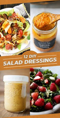 12 Addictive Salad Dressing Recipes To Make In Bulk