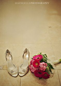 Really enjoy the beautiful wedding party shoes.  See more at, http://www.photographyinstyle.com
