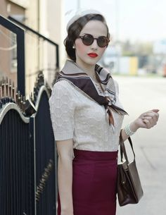 This could be an easy look to replicate with your existing wardrobe