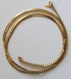 Monet chain necklace vintage 1980 chain collectible by lolatrail, $15.00